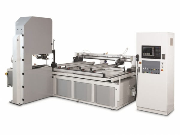 YL-020  Curve Cutting Machine - CNC Band Saw