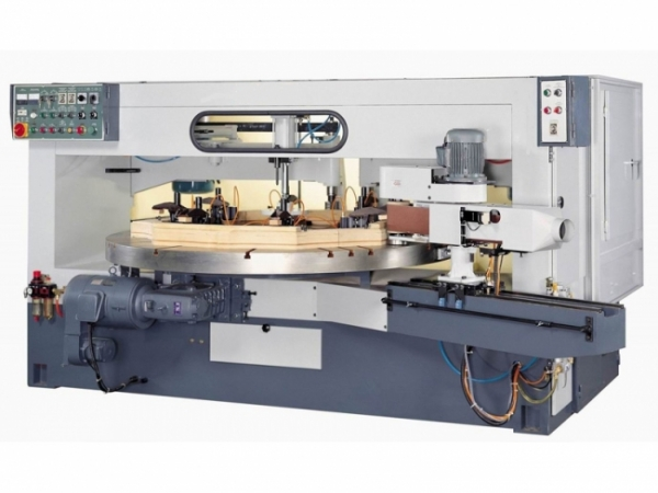 YL-12120S Heavy Duty Automatic Copy Shaper