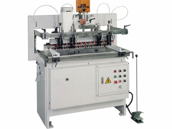 YL-27T2 Two Unit Boring Machine
