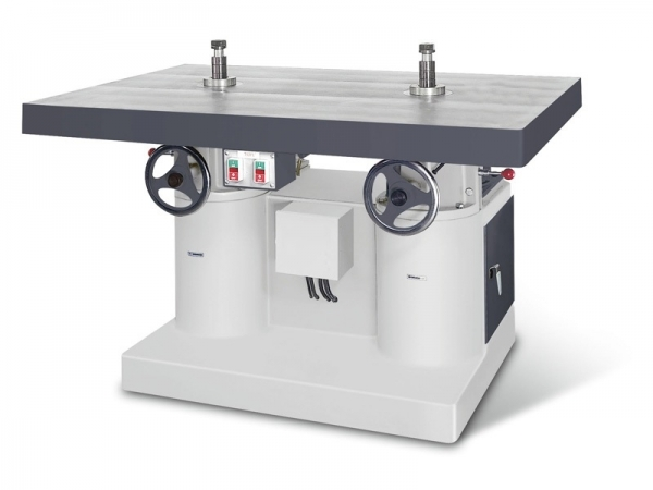 YL-255/YL-257 Double Spindle Shaper (Large)