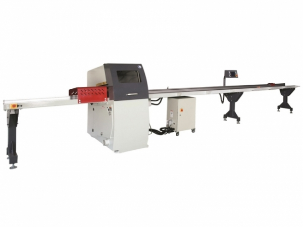 YL-S600 Automatic programmable cut-off-saws
