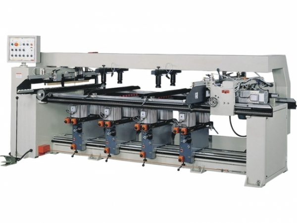 YL-114T Six Unit Boring Machine