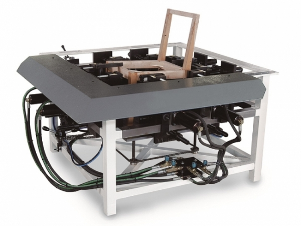 YL-40+2 Chair Assembly Machine