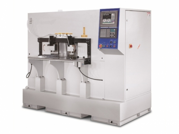 YL-TM CNC 45° Degree Tenoner Mortiser For Mitered Cabinet Door Frames
