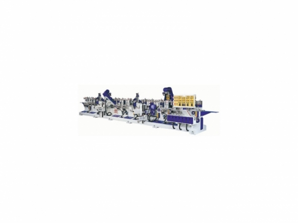YL-380PA7FT 4-Sides Linear & Profile Edge Sanding Machine