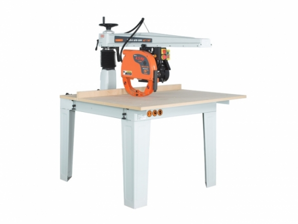 YL-999 Radial arm saw
