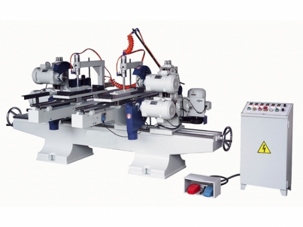 YL-626ART Double ended upper&lower saw with shaper